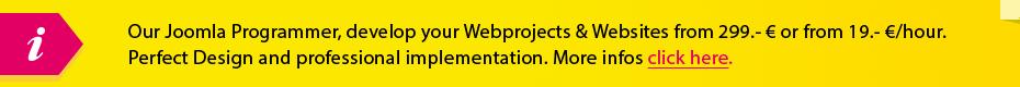 Joomla Programmierer hier finden, durch original JoomShopping Shop Entwickler